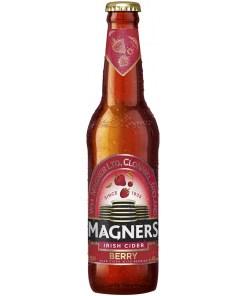 "Magners Irish Cider ""Berry"" 4% 0,33l x24 pulloa"