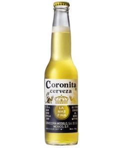 Coronita Cerveza 4,5% 0,21l x24 pulloa