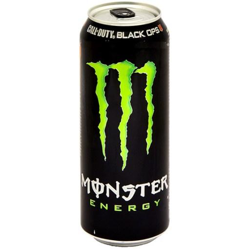 Monster Energy 12 x 50cl