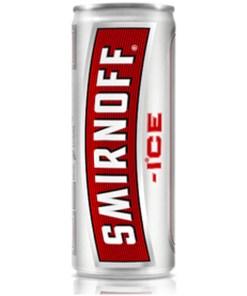 Smirnoff Ice 4% 25cl x 24 tölkkiä
