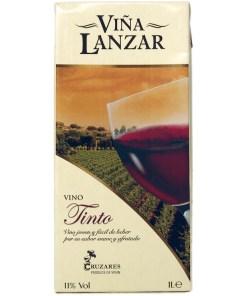 Lanzar Vino Tinto 11% 1L