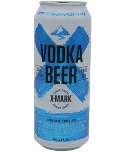 Vodka Beer, X-MARK, Ranska 5,9% 0,33Lx12