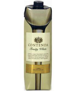 Fruity White Airen (Vino Blanco), Contenda, Espanja 12,0% 1L