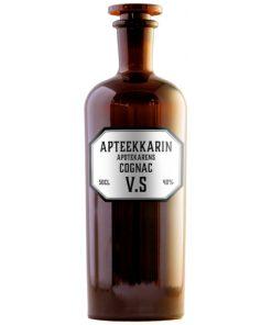 Apteekkarin Cognac V.S., Ranska  40,0% 0,5L