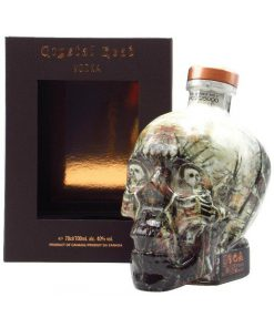 Crystal Head Vodka John Alexander Artist Series 40,0% 0,7L
