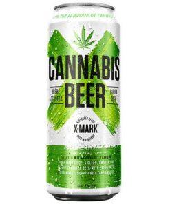 Cannabis Beer, X-MARK, Ranska 5,0% 0,33Lx12