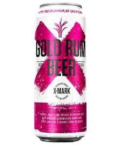 Gold Rum Beer, X-MARK, Ranska 5,9% 0,33Lx12
