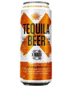 Tequila Beer, X-MARK, Ranska 5,9% 0,33Lx12