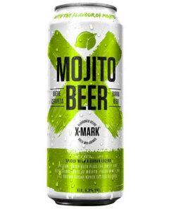 Mojito Beer, X-MARK, Ranska 5,9% 0,33Lx12